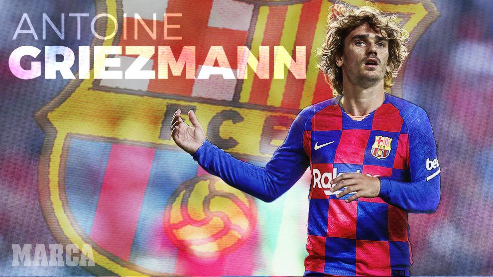 Resmi: Antoine Griezmann bergabung dengan Barcelona