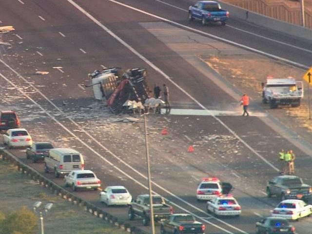 By bhints || Accident On I 10 Arizona Today
