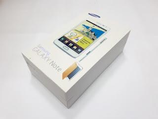Dus Samsung Galaxy Note Bekas Mulus