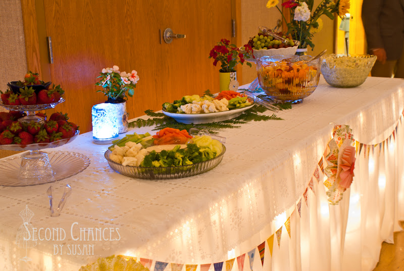 Second Chances by Susan Shabby Chic Wedding Reception