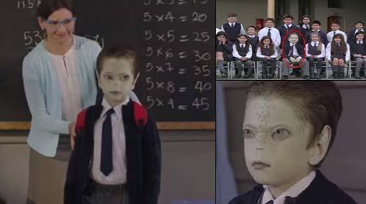 Video de UNICEF insta a los niños y niñas a que acepten a los extraterrestres