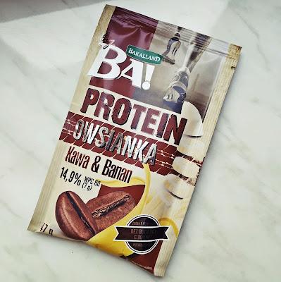 Owsianka proteinowa BA! - TuKama Testuje #41
