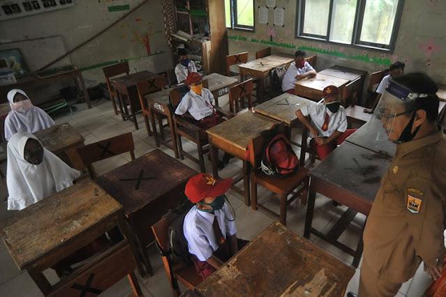 Nadiem Makarim: Kapan Sekolah Tatap Muka Dimulai, Mohon Menunggu Sedang Dikaji