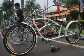 Pit Ontel Murah Modifikasi Sepeda Onthel