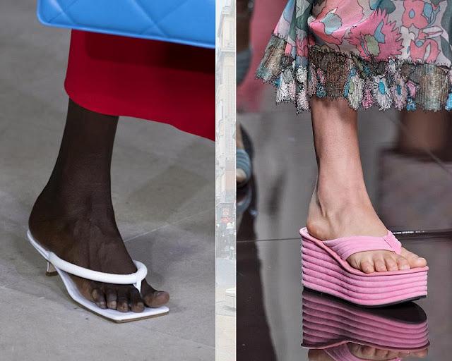 Модная обувь весна-лето 2020 8-1