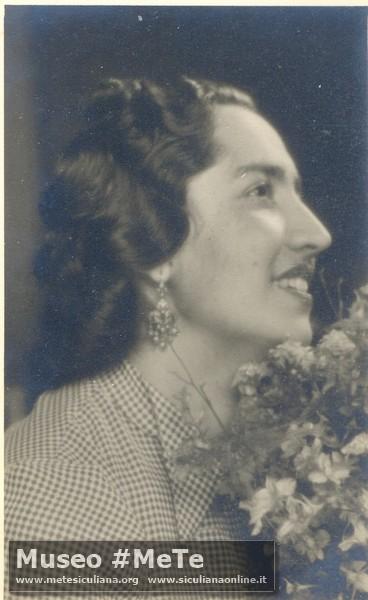 Cristina Basile Siculiana 1951