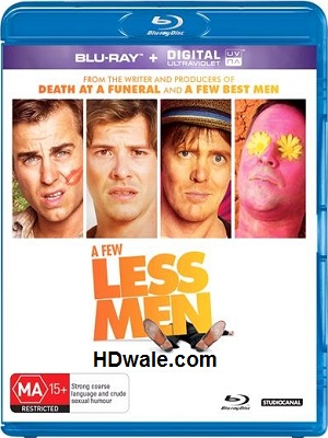 A Few Less Men (2017) Movie English 1080p & 720p BluRay