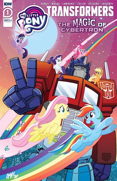 My Little Pony/Transformers II #1 (The Magic of Cybertron)