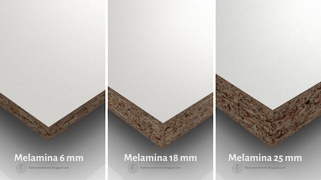 que es una placa melamina grosor de los tableros aglomerados tableros de melamina espesores