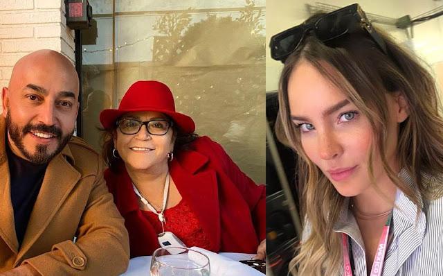 """""""A Belinda le gusta el dinero"""": Mamá de Lupillo Rivera tunde a la ex novia de su hijo"""