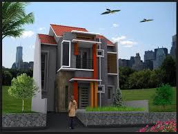 Desain Terbaru Rumah Minimalis 2 Lantai Type 70 Paling Nyaman Untuk Tempat Tinggal 4