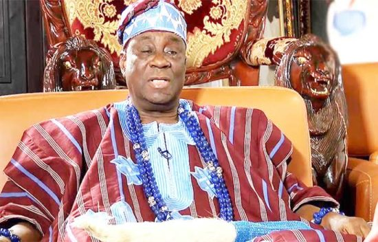 Thugs takeover Oba of Lagos' palace, steal staff of office