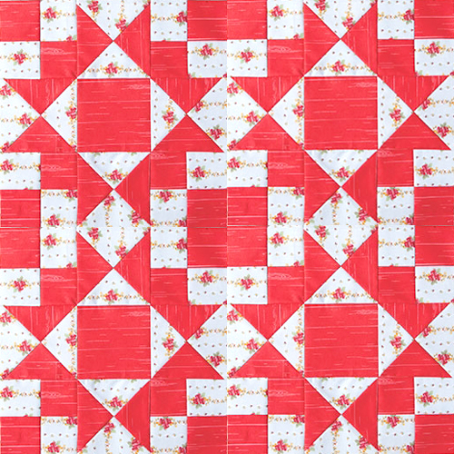 Ohio Trail Quilt  - Free Pattern And Tutorial