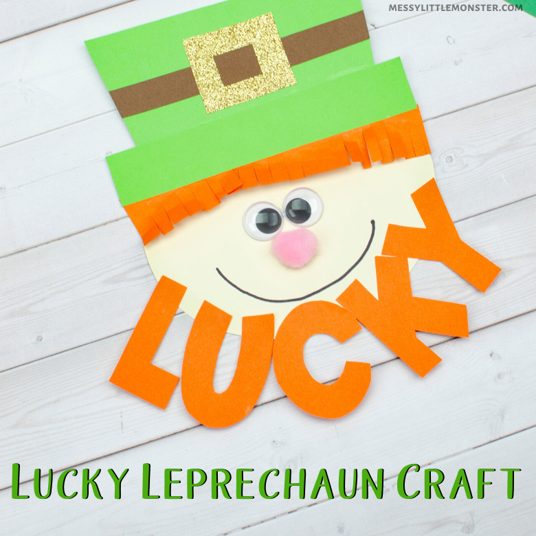 lucky leprechaun craft