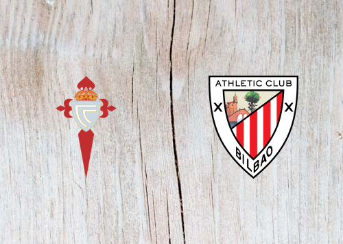 Celta Vigo vs Athletic Bilbao - Highlights 7 January 2019