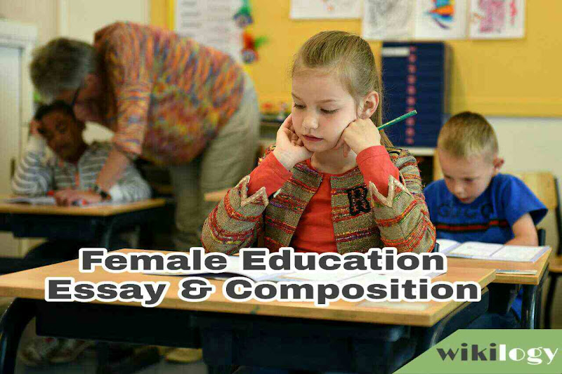 Female Girl Women Education Essay Composition