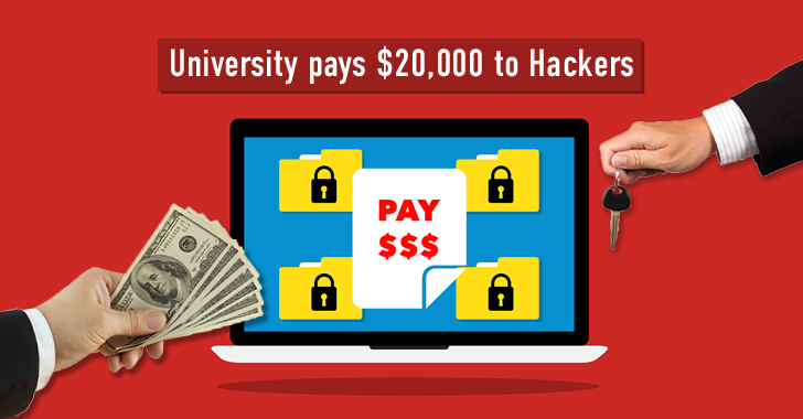 university-pay-ransomware
