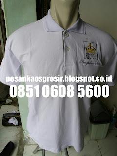 Produsen Kaos Polo Shirt Murah Sidoarjo