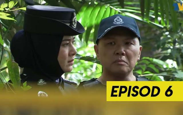Drama Gerak Khas The Finale Episod 6 FULL
