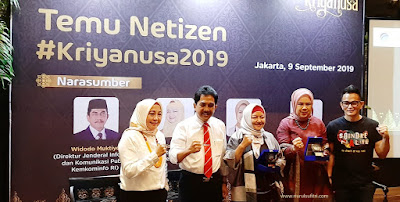 kriyanusa 2019 pameran kerajinan lokal indonesia berkualitas internasional nurul sufitri blogger travel culinary lifestyle review info