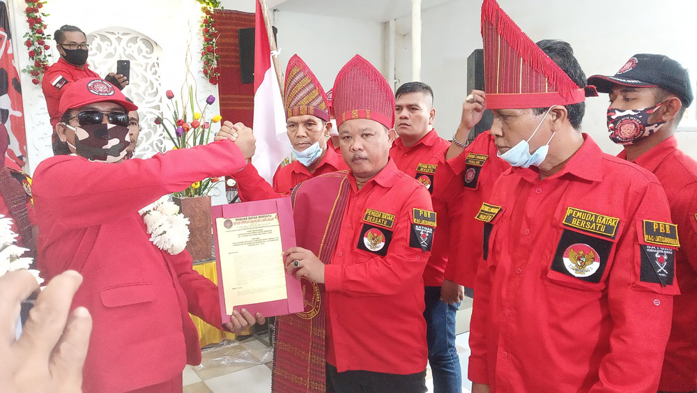 Hendriko Siagian Ketua PBB DPC Kota Bekasi