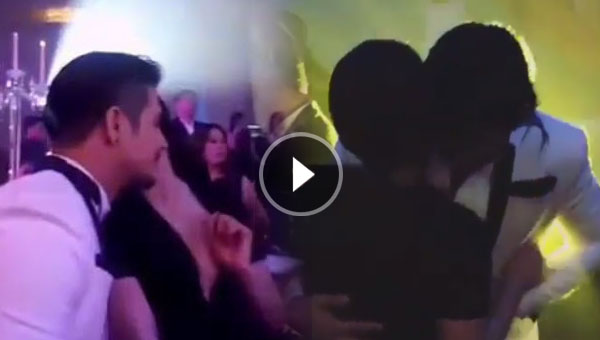 Watch: Piolo Pascual's intimate dance video with Shaina Magdayao at the Star Magic Ball