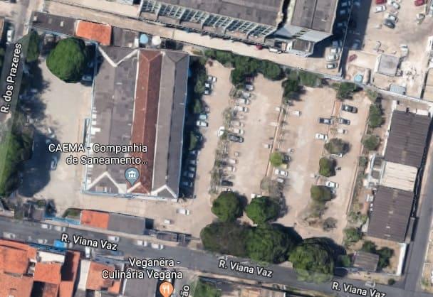 Foto da Sede da Caema -  Companhia de Saneamento Ambiental do Maranhão