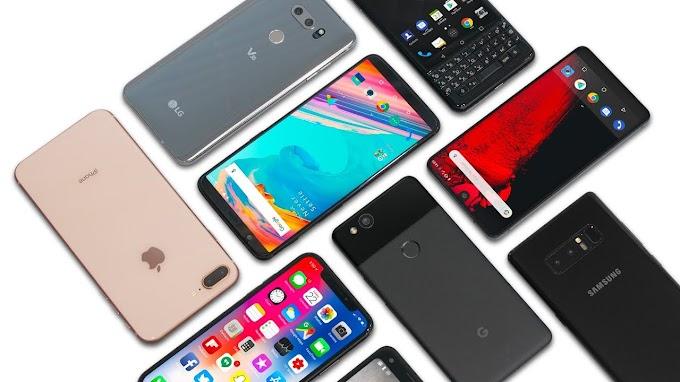 10 Smartphone Canggih Dengan Harga Rp 1 Jutaan