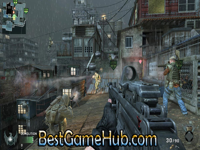 Call of Duty Black Ops Compressed PC Repack Game Download