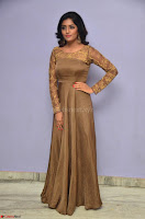Eesha looks super cute in Beig Anarkali Dress at Maya Mall pre release function ~ Celebrities Exclusive Galleries 001.JPG
