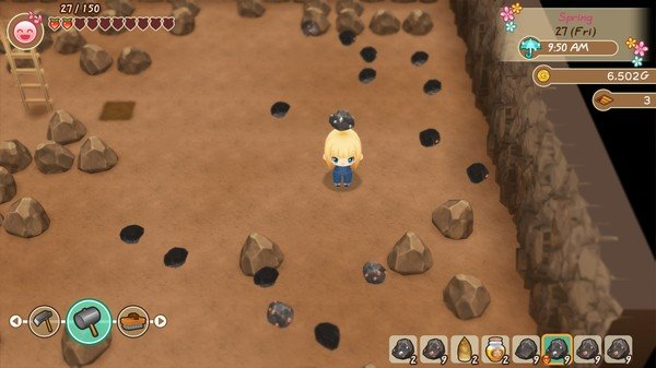 STORY OF SEASONS: Friends of Mineral Town (2020) PC Full Español