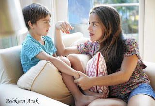 Relaksasi Membantu Perkembangan Otak Kanan Anak