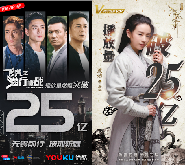 Finale ratings Flying Tiger and Secret of the Three Kingdoms