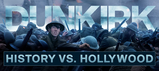 Achilles ... DUNKIRK Film Review