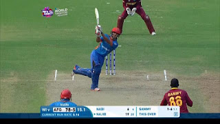 West Indies vs Afghanistan 30th Match ICC World T20 2016 Highlights