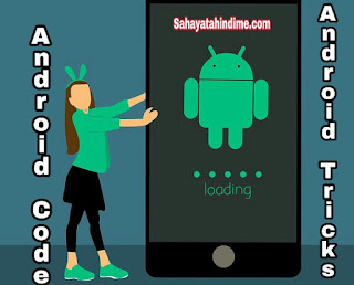 Android-Codes-and-tricks