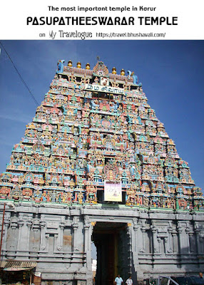 Karur Pasupatheeswarar Temple Images Pinterest