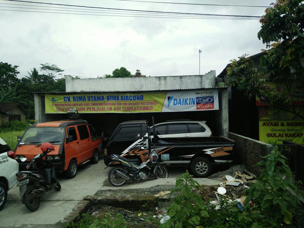 Dealer Daikin Cv Bima Utama Boyolali Cv Bima Utama