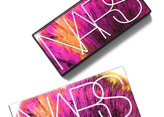 NARS Wild Thing Face Palette Packaging