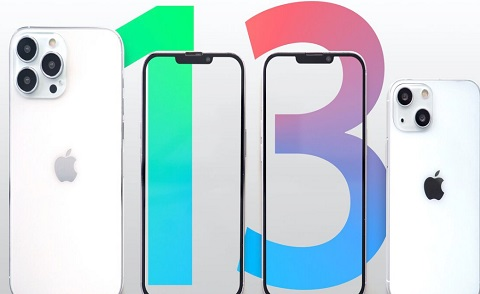 سعر ايفون 13 وايفون 13 برو في السعودية
