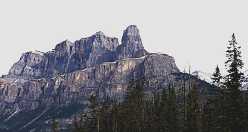 Icefields Parkway Banff Jasper Alberta