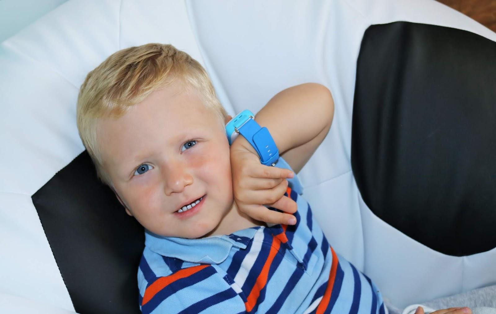 zegarek gps dla dzieic