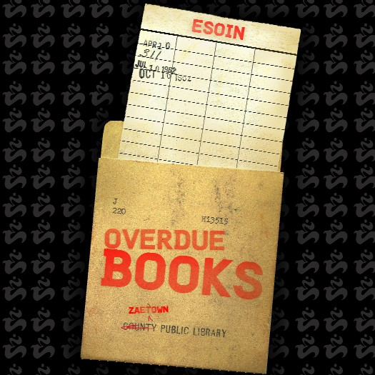 Revealed: Scotlands most commonly overdue library books
