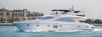 Chartering a Yacht Dubai