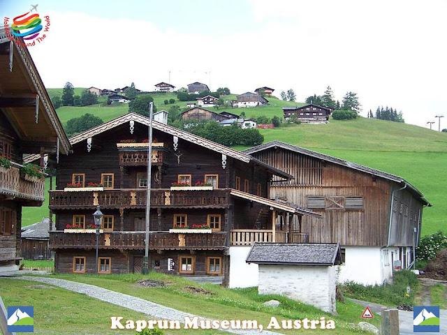 The best tourist attractions in Kaprun