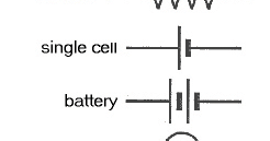 circuit diagram symbols grade 9