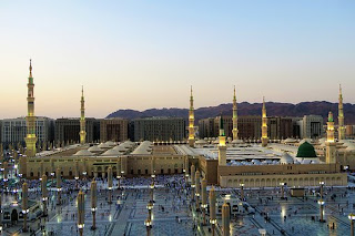 Prophet Mosque photo
