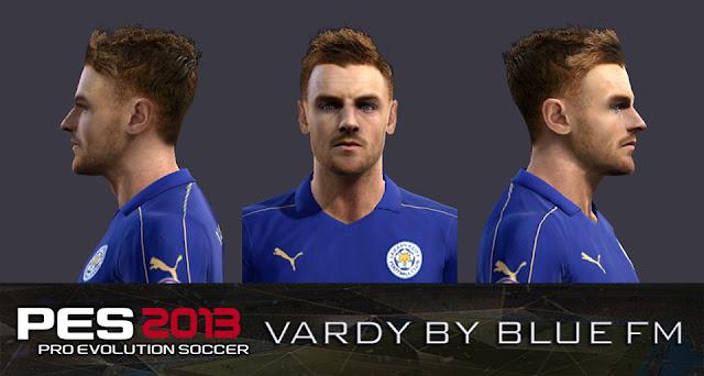 Jamie Vardy by Blue FM
