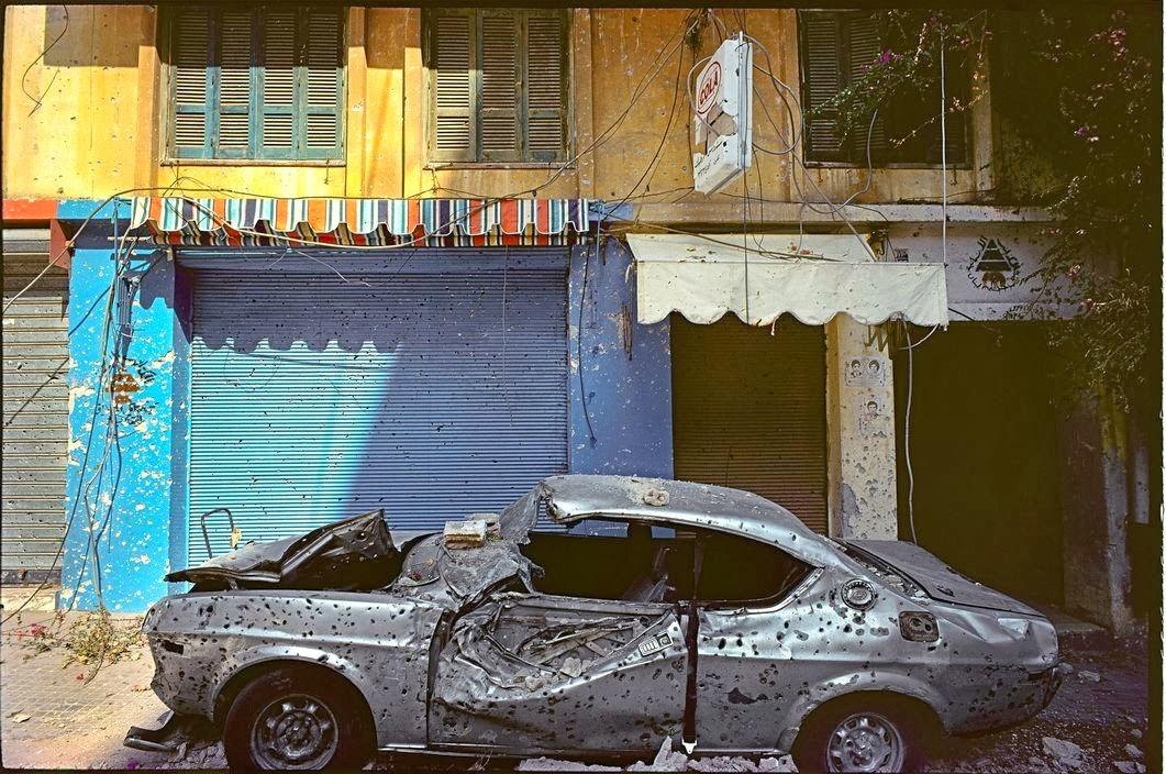 Raymond Depardon, Beirut, Lebanon, 1978