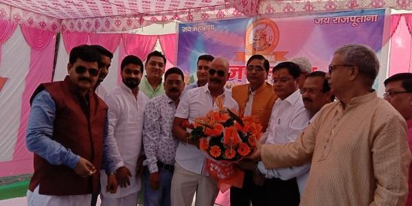 rajputana-shoorya-foundation-rajput-samagan-avam-milan-ka-hua-ayojan